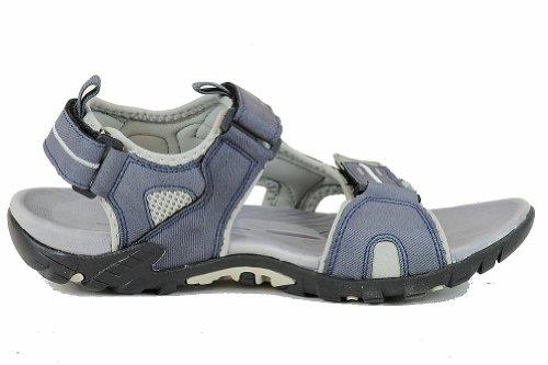 Ö Surf Mens Mode Sandal Mako 31401 Vattenresistenta Skor (12, Marin)