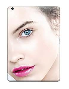 Hard Plastic Ipad Air Case Back Cover,hot Barbara Palvin For L'oreal Paris Case At Perfect Diy