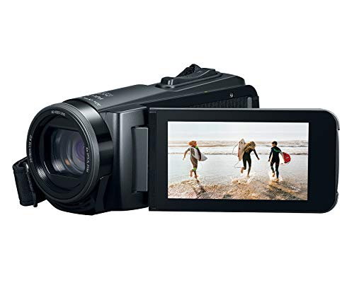 Canon Vixia HF W10 8GB 1080p HD Shock + Waterproof Video Camera Camcorder