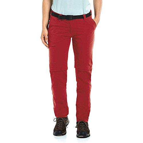 Slim Randonnée Maier De S Plum Femme Sports Inara Pantalon Red gwgpPqBtx