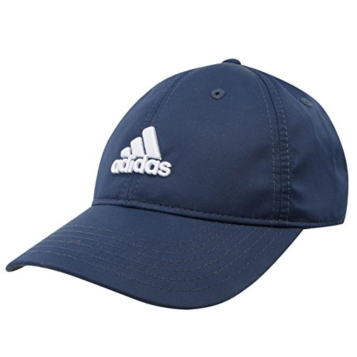 8cf8fdfa Adidas Golf Men's Performance Max Side Relaxed Cap - One Size - Navy