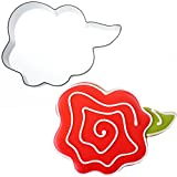 Sweet Elite Tools- Whimsical Flower Stainless Steel Cookie Cutter By Sweet Sugarbelle