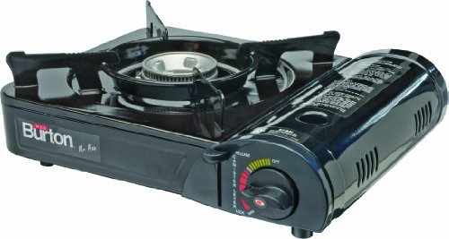 Burton Gauge - Max Burton Mr. Max Table Top Burner (Black)