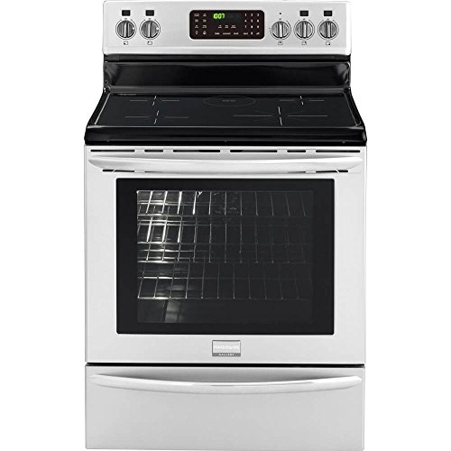 Frigidaire FGIF3061NF Stainless Electric Induction product image