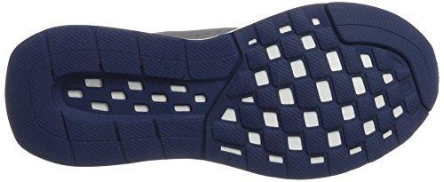 Adidas Falcon Elite 5 Xj, Zapatillas Unisex Niños, Marrón (Gris/Ftwbla/Azumis), 36 EU