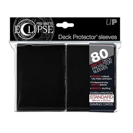 E-85113 Ultra Pro Pro-Matte Eclipse Est/ándar Mangas Color Orange