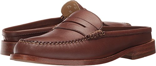 G.H. Bass & Co. Women's Wynn Clog, Brown, 7 M US