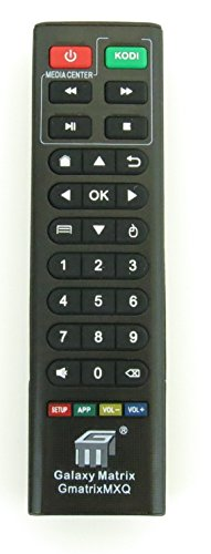Nettech Replacement Remote Control Controller For MXQ, for sale  Delivered anywhere in USA