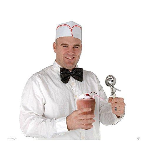 4 Ret (Mens Soda Jerk Costumes)
