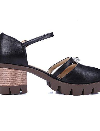 las PU grueso confort la uk8 verano hebilla de cn43 de eu42 ocasional del gray zapatos aire talón GGX de cn37 5 de mujeres 5 talones 5 uk4 5 eu37 7 espumosos brillo 5 us10 us6 gray al los libre gray 5 eu42 us10 Yw7XOE
