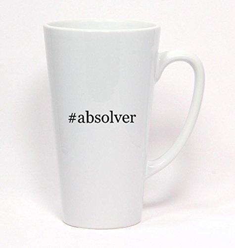 #absolver - Hashtag Ceramic Latte Mug 17oz