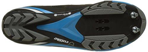 Noir Chaussures Whisper bleu Catlike Mixte qR60T