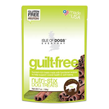 Isle of Dogs Guilt-Free Nutri-Stix Pork Dog Treat