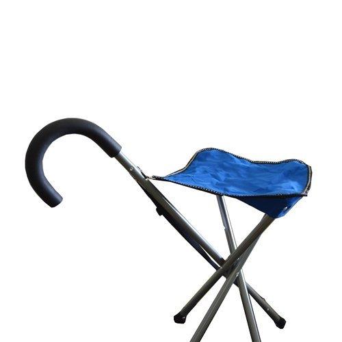 Buy anant enterprises unique walking stick cum chair online