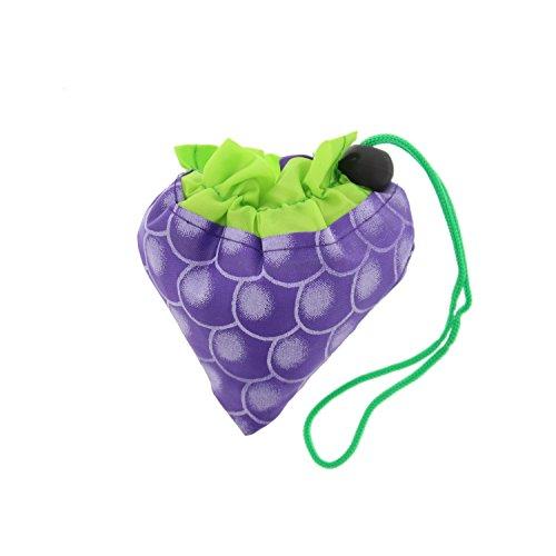 Alter De Cordon Zac Violet Le Ego® Poche Sur Fruits Fun Pochette Serrage Thème En Sac Courses 5fqqnd