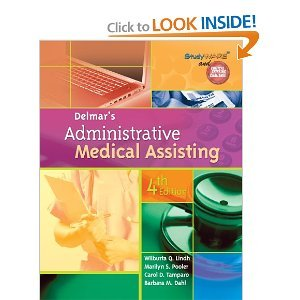 Administrative Medical Assisting 4th (Fourth) Edition byLindh PDF