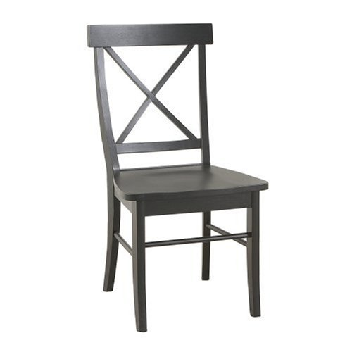 Carolina Classic Essex Dining Chair, Antique Black