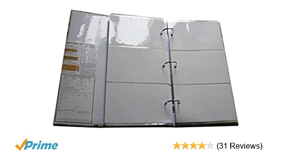 Amazoncom Photo Albums Pioneer Classic 3 Ring Photo Album With