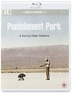 Punishment Park [Blu-ray]
