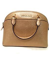 EMMY Women's Shoulder Handbag SMALL DOME SATCHEL