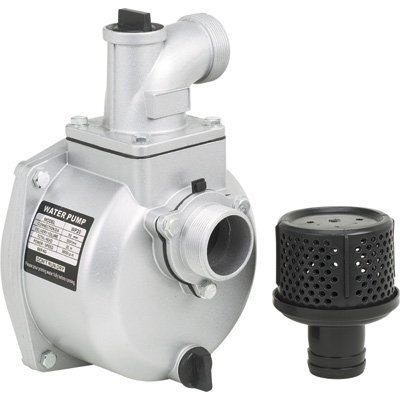 (Semi-Trash Water Pump ONLY - For Straight Keyed Shafts, 2in. Ports, 7860 GPH)