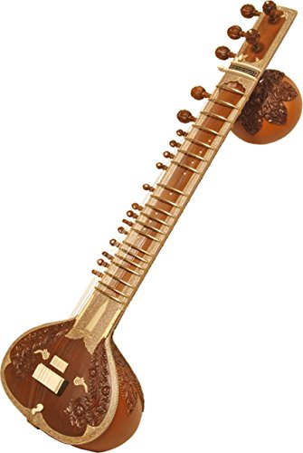 RKS Ultra Pro Sitar w/ Nylon Gig Bag by RKS
