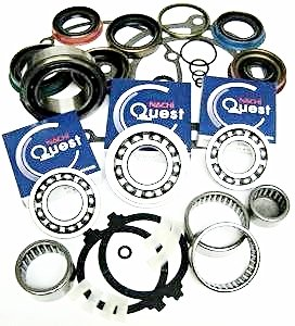 - 1994-2006 JEEP Np231 Transfer Case Bearing / Seal Kit (16 mm wide input shaft bearing)