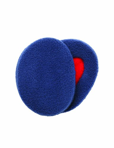 (Sprigs Earbags Bandless Ear Warmers/Earmuffs with Thinsulate (Small, Navy))