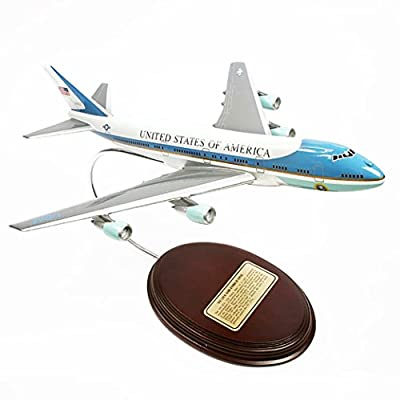 Mastercraft Collection VC-25A Air Force One Model Scale:1/231