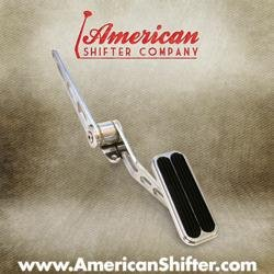 American Shifter ASCPEDBA004 Gas Pedal Assembly Gas Pedal Assembly - Firewall Mount