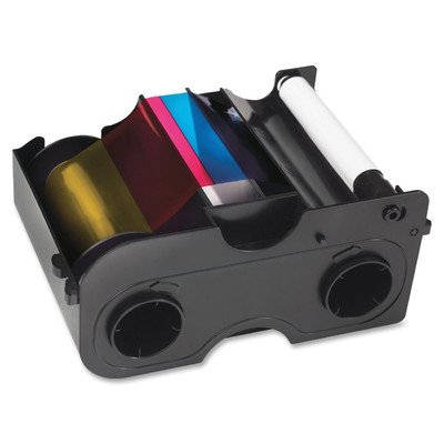 Full Color Ribbon with Roller