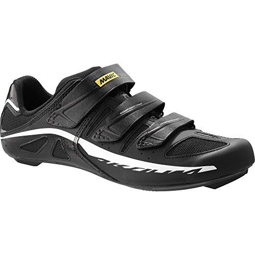 Mavic Aksium Rennrad Fahrrad Schuhe schwarz/weiß 2018: Größe: 36
