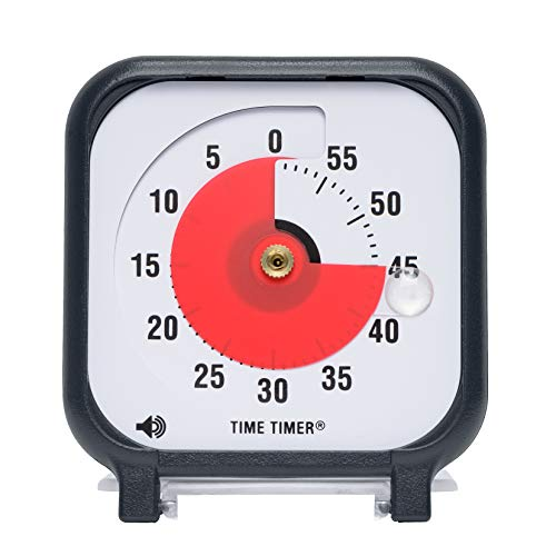 - Time Timer Audible Countdown Timer, 3 Inches, Black
