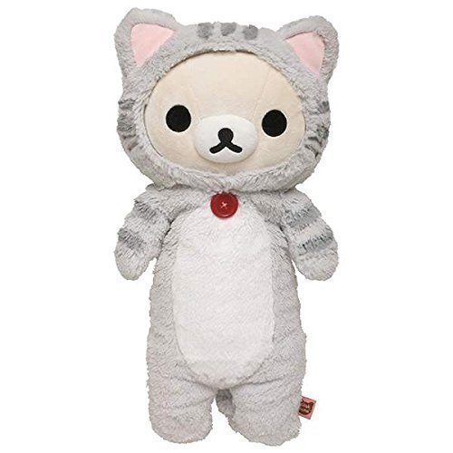 Korilakkuma Soft Body Pillow MP-87801 [Japan Import]