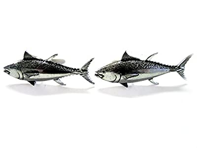 Tuna Fish Cufflinks