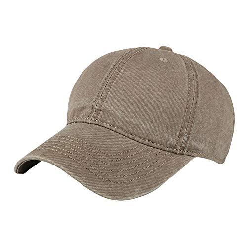 d5335056272355 Unisex Fashion Adjustable Solid Color Cap Baseball Hat Shade Women Men (A6)