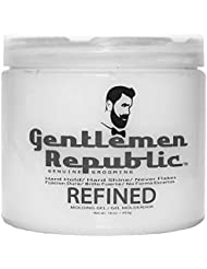 Gentlemen Republic Refined Molding Hair Gel 16 oz