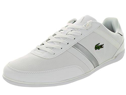566fbc3b93 Lacoste Men s Giron Nal Spm White White Casual Shoe 10.5 Men US - Buy  Online in UAE.