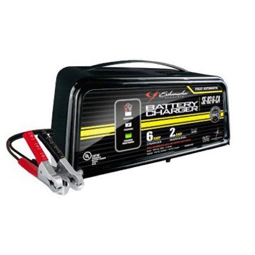 Schumacher Se 82 6 Ca 6 12v 6 Amp Automatic Battery