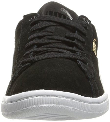 Da Puma Us Sneaker 5 Donna Fashion Sfoam M 6 Vikky Black White XwXqtUfx