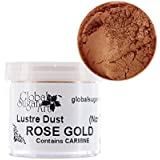 Rose Gold Luster Dust by GSA
