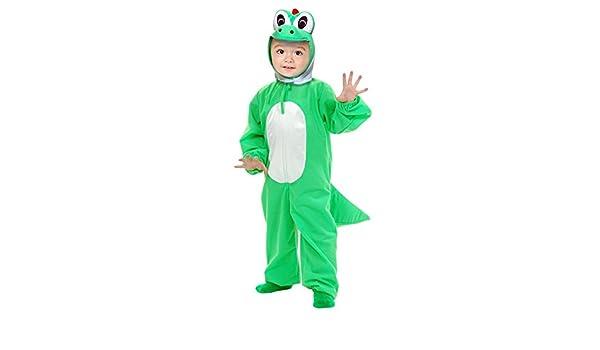 MyPartyShirt Yoshi - Disfraz de Dinosaurio para niños, diseño de ...