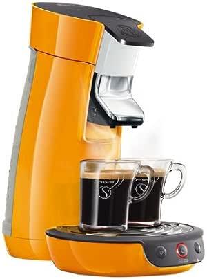 PHILIPS Cafetera Senseo Viva Café HD7825/21 - naranja: Amazon.es ...