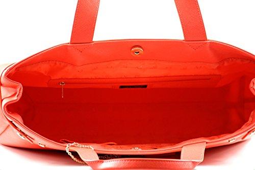 Armani Jeans - Borse Shopping - Rosso