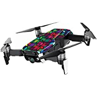 MightySkins Skin for DJI Mavic Air Drone - Stained Glass Window | Min Coverage Protective, Durable, and Unique Vinyl Decal wrap cover | Easy To Apply, Remove, and Change Styles | Made in the USA