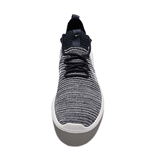 NIKE Womens Roshe Two Flyknit V2 917688 400 Navy/White Size 5 buy cheap deals buy cheap manchester great sale free shipping best 19MYcz