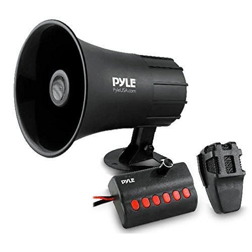 Pyle Handheld Microphone Emergency PSRNTK23