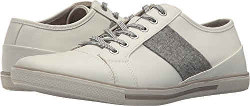 Unlisted by Kenneth Cole Men's Crown Sneaker, White, 10 M US