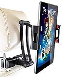 Universal Tablet Car Headrest Mount, INNOMAX Long Arm,Foldable Car Backseat Tablet Holder, Mount for iPad 2/3/4, iPad Air, iPad Mini, Samsung Galaxy, DVD,All 5'- 13' Tablet
