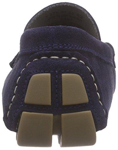 Marc Shoes Lakota - Mocasines Hombre Azul - Blau (navy 795)